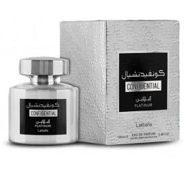 Confidential Platinum 100ml - Apa de Parfum
