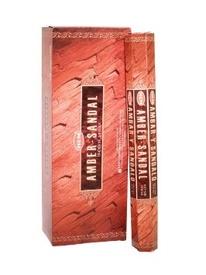 Betisoare Parfumate Amber - Sandal