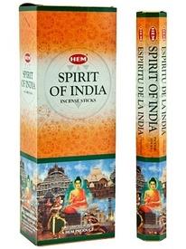 Betisoare Parfumate Spirit Of India
