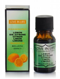 Ulei parfumat Lemon I 10ml