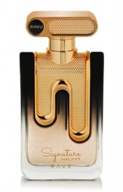 Rave Signature Night 100ml - Apa de Parfum