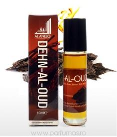 Al Aneeq Dehn Al Oud 10ml Esenta de Parfum