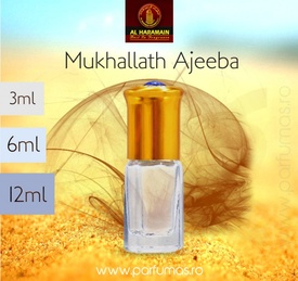 Al Haramain Mukhallath Ajeeba - Esenta de Parfum