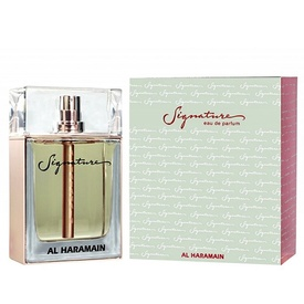 Al Haramain Signature Gold 100ml