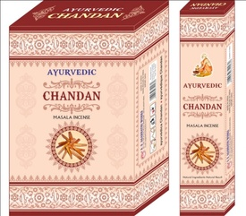 Betisoare Parfumate Ayurvedic Chandan