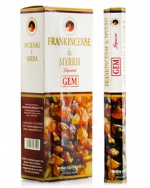 Betisoare Parfumate Frankincense&Myrrh Special