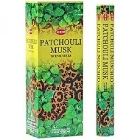 Betisoare Parfumate Patchouli Musk