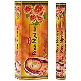 Betisoare Parfumate Rosa Mystica