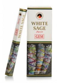 Betisoare Parfumate White Sage GEM