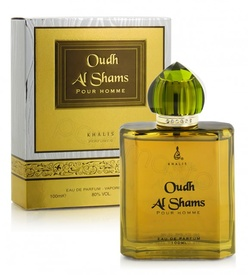 Khalis Oudh Al Shams 100ml - Apa de Parfum