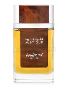 Lattafa Just Oud Boulevard 90ml - Apa de Parfum