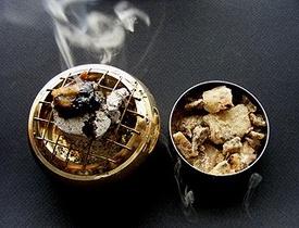 Oudh Nabeel Black 60g - Lemn aromat