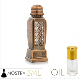 Al Haramain Saturday 3ml - Esenta de Parfum