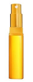 Sticla Gold 15ml - cu pulverizator