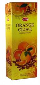 Betisoare Parfumate Orange Clove