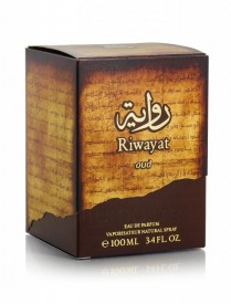 Afnan Riwayat Al Oud 100ml- Apa de parfum