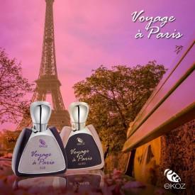 Afnan Voyage A Paris NORD 100ml - Apa de Parfum