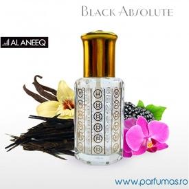 Al Aneeq Black Absolute 3ml - Esenta de Parfum
