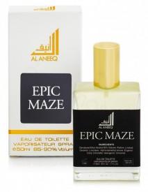 Al Aneeq Epic Maze 50ml - Apa de Toaleta