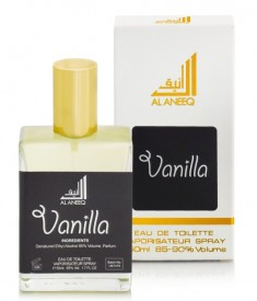 Al Aneeq Vanilla 50ml - Apa de Toaleta