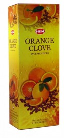 Betisoare Parfumate Orange Clove