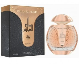 Dalaa Al Arayes Rose 100ml - Apa de Parfum