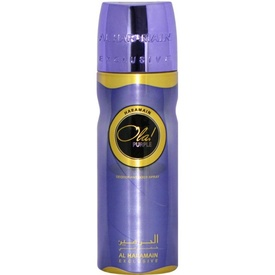 Deo Al Haramain Ola Purple 200ml - Deodorant Spray