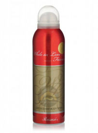 Deo Rasasi While in Love 200ml - Deodorant Spray