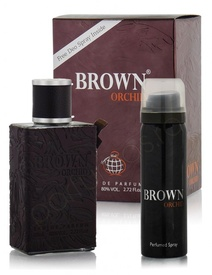 Fragrance World Brown Orchid 80ml - Apa de Parfum