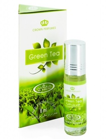 Al Rehab Green Tea 6ml - Esenta de Parfum