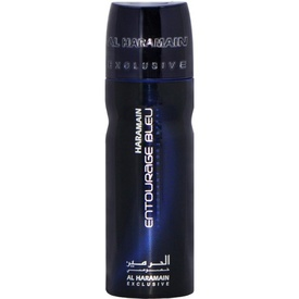 Deo Al Haramain Entourage Bleu 200ml - Deodorant Spray