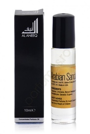 Al Aneeq Arabian Sandalwood 10ml - Esenta de Parfum