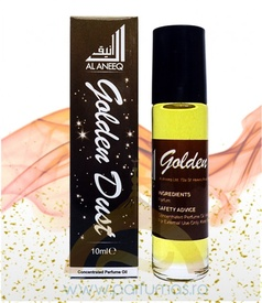 Al Aneeq Golden Dust 10ml Esenta de Parfum