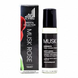 Al Aneeq Musk Rose 10ml Esenta de Parfum