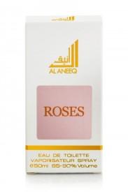 Al Aneeq Roses 50ml - Apa de Toaleta
