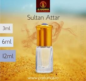 Al Haramain Sultan Attar - Esenta de Parfum