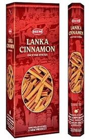 Betisoare Parfumate Lanka Cinnamon/Scortisoara