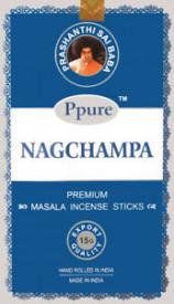 Betisoare Parfumate Ppure Nagchampa BLUE