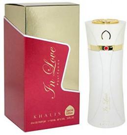 Khalis In Love pour Femme 100ml - Apa de Parfum