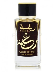 Lattafa Raghba Wood Intense 100ml - Apa de Parfum