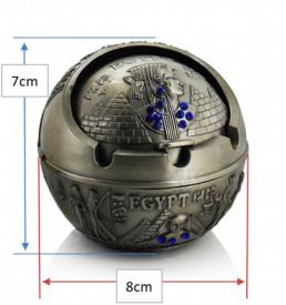 Scrumiera rotunda Egypt MR2