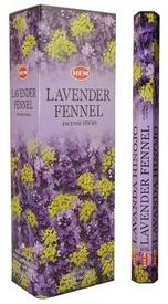 Betisoare Parfumate Lavender Fennel