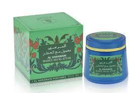 Al Haramain Mamul Ma'Al Attar 90g - Carbuni aromati