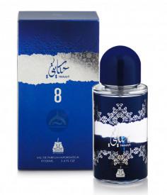 Afnan Hekayti 8 Blue 100ml - Apa de Parfum