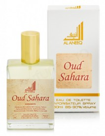 Al Aneeq Oud Sahara 50ml - Apa de Toaleta
