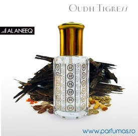 Al Aneeq Oudh Tigress - Esenta de Parfum
