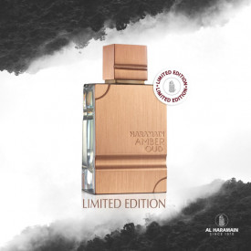 Al Haramain Amber Oud LIMITED EDITION 60ml - Apa de Parfum