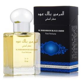 Al Haramain Black Oudh 15ml - Esenta de parfum