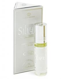 Al Rehab Silver 6ml - Esenta de Parfum