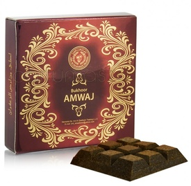 Bukhoor Amwaj 40g - Carbuni aromati